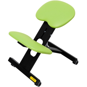 ERGO-OFFICE Black - green